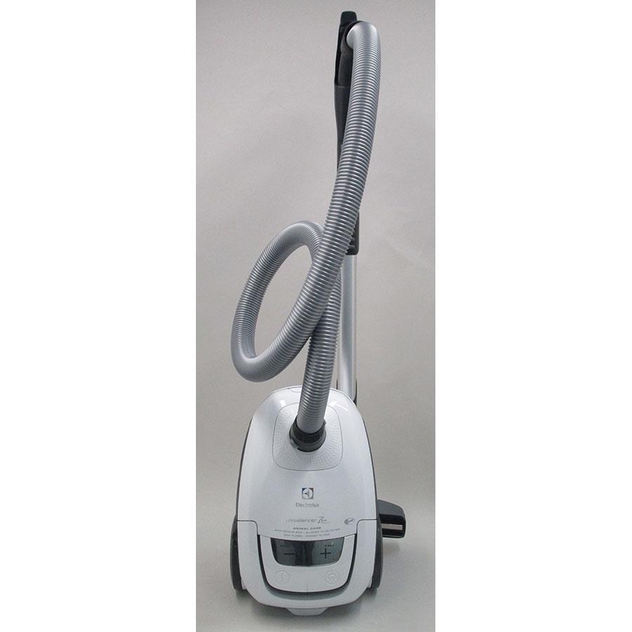 Electrolux Zusanima58 UltraSilencer Zen - Vue d'ensemble en position parking