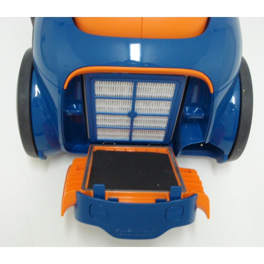 Electrolux Zusenergy Ultra Silencer - Filtre sortie moteur