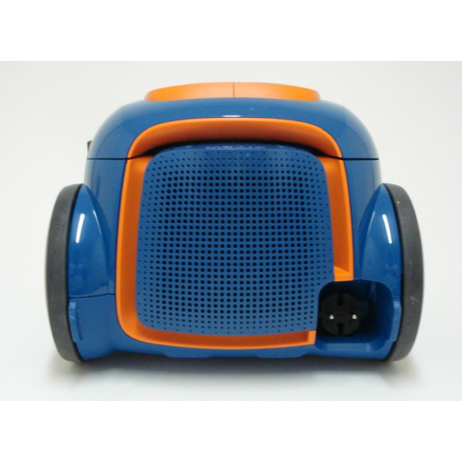 Electrolux Zusenergy Ultra Silencer - Sortie de câble