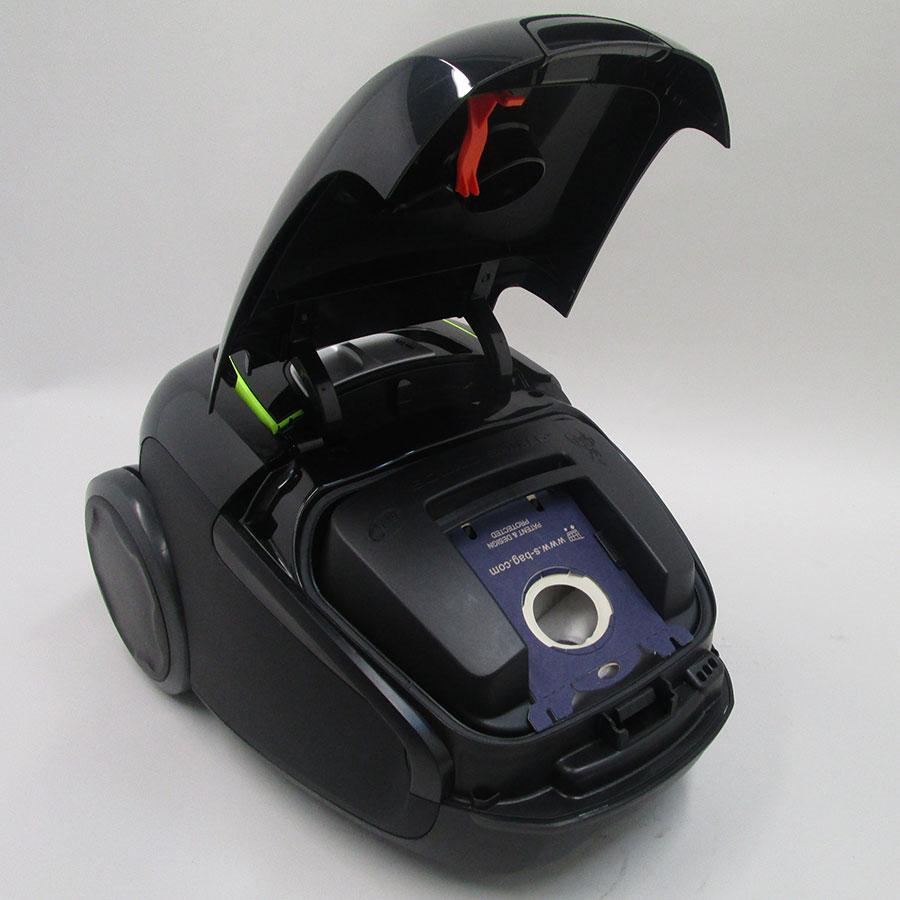 test electrolux zusgreen58 ultrasilencer zen aspirateur ufc que choisir. Black Bedroom Furniture Sets. Home Design Ideas