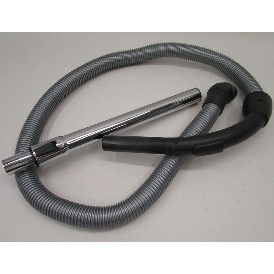 Elsay (E. Leclerc) JL-C3302B - Flexible et tube métal télescopique