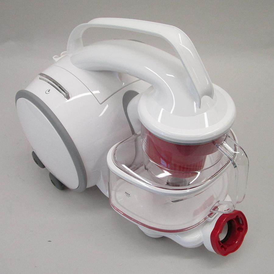 Eziclean Turbo silence 400 - Corps de l'aspirateur sans accessoires