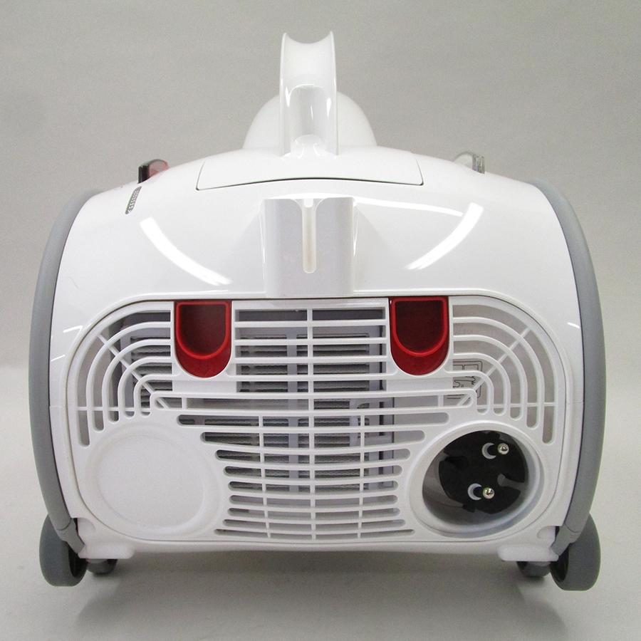Eziclean Turbo silence 400 - Fixe tube arrière et sortie de câble