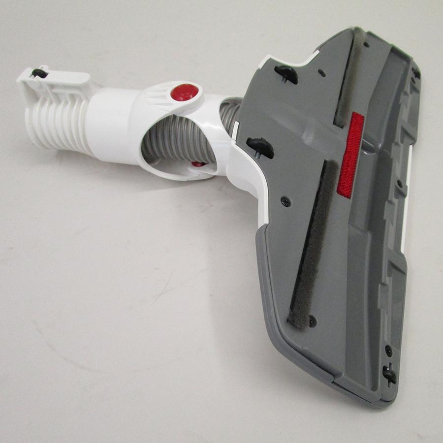 Eziclean Turbo silence 400 - Brosse universelle vue de dessous