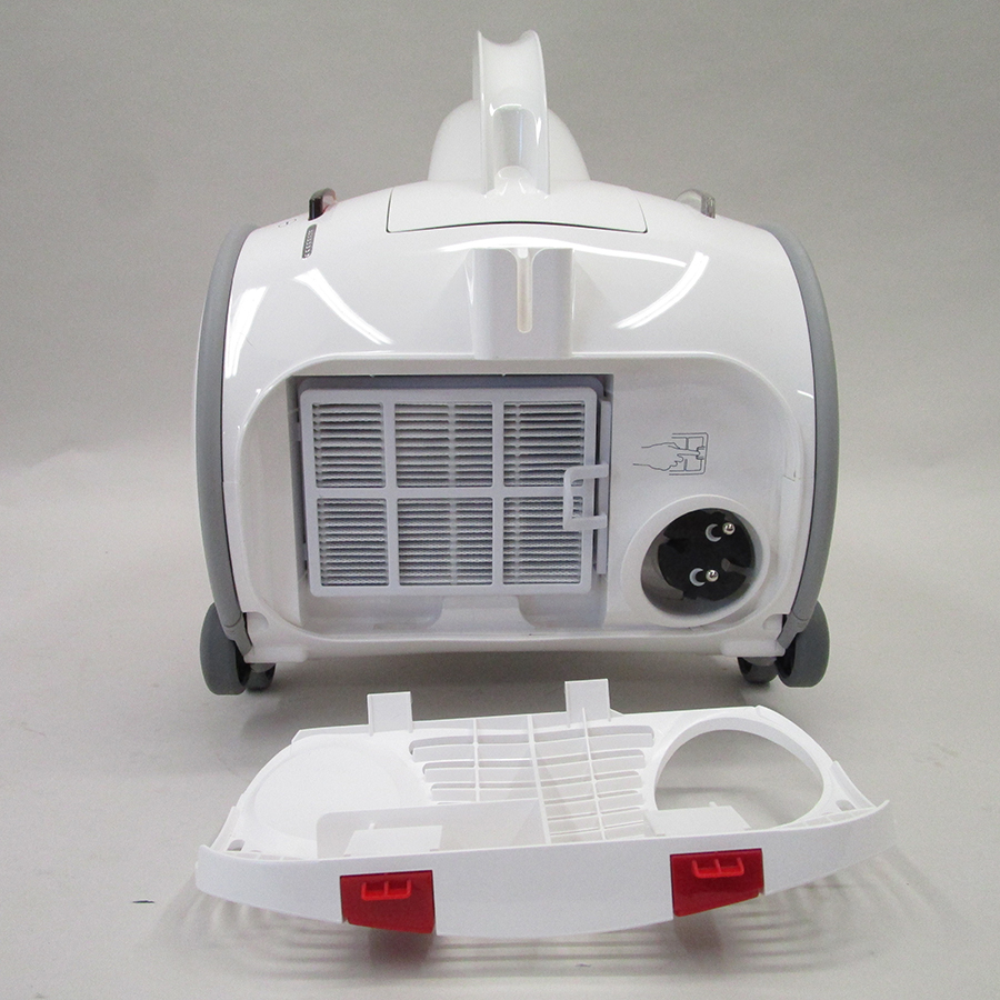 Eziclean Turbo silence 400 - Filtre sortie moteur