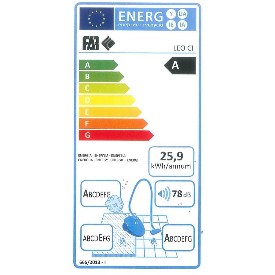 Far (Conforama) LEO CI - Étiquette énergie