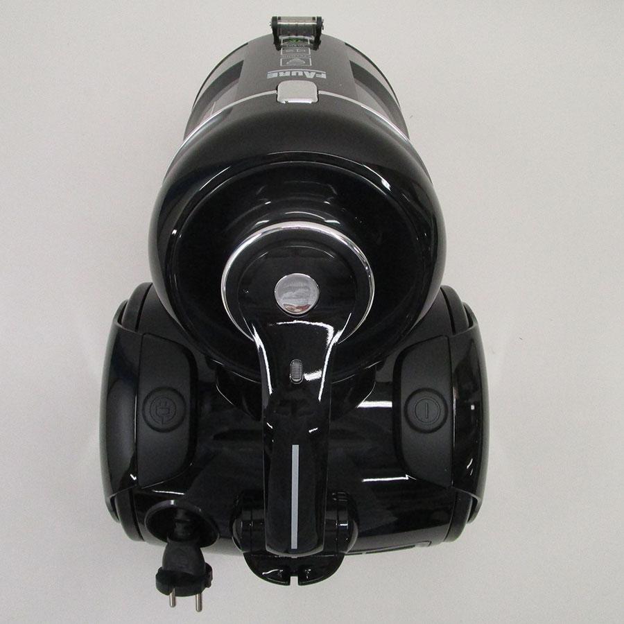 Faure FVS-751B1  - Vue de dessus