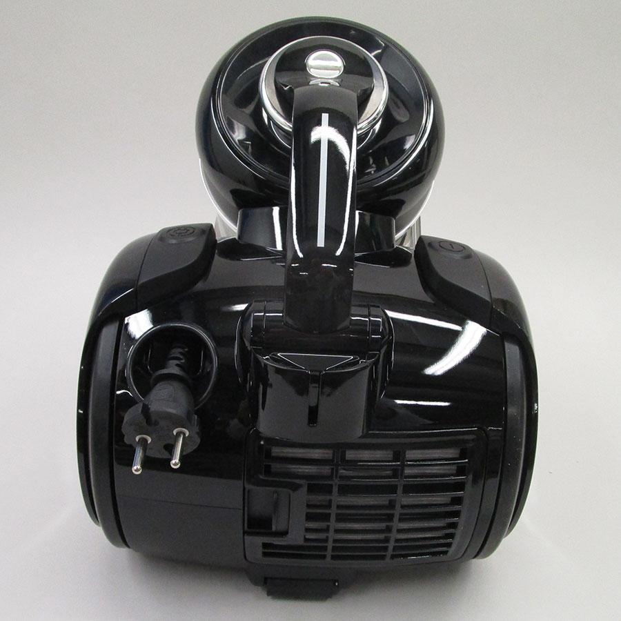 Faure FVS-751B1  - Fixe tube arrière et sortie de câble