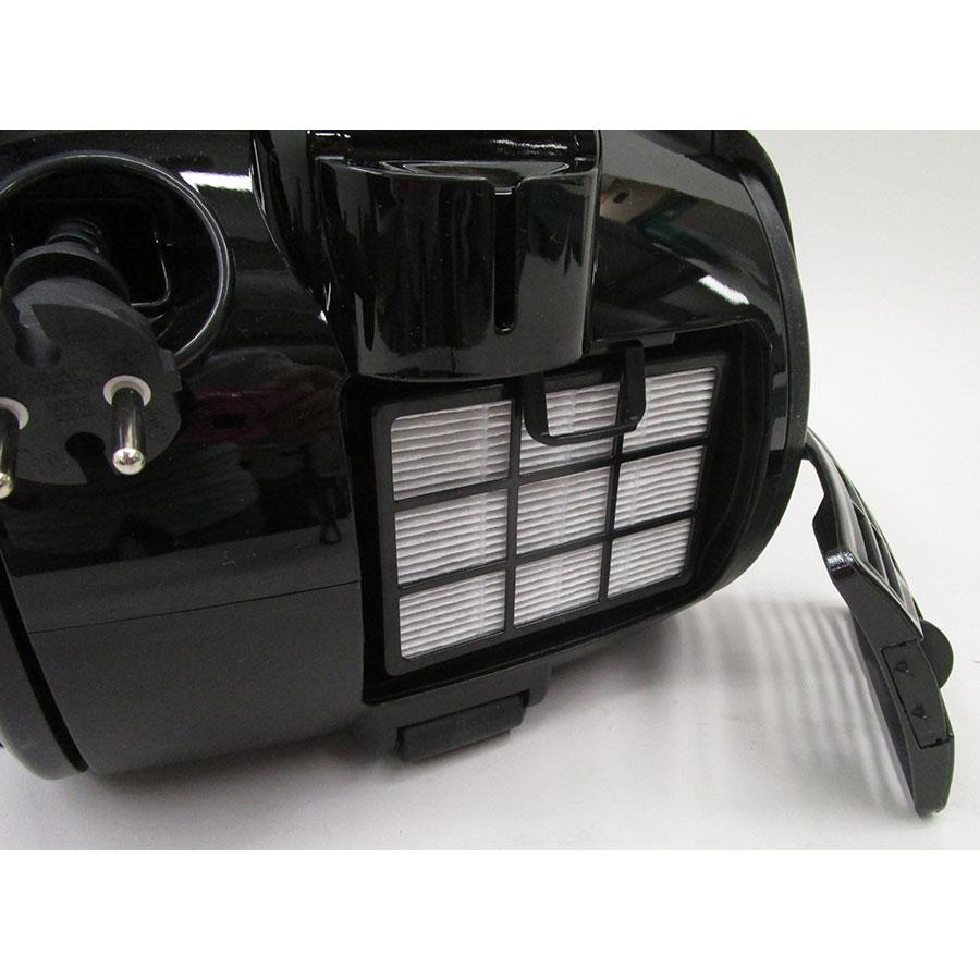 Faure FVS-751B1  - Filtre sortie moteur