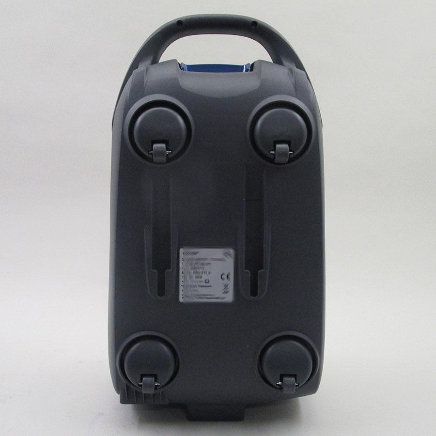 Hoover ATC18Li Athos - Fixe tube vertical et roulettes