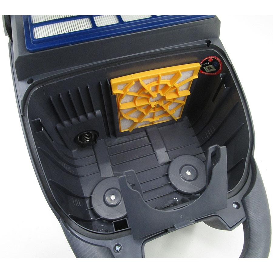 Hoover ATC18Li Athos - Filtre entrée moteur