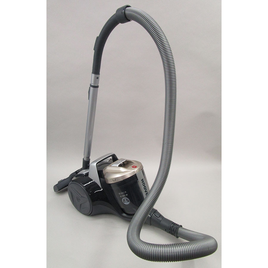 Hoover BR44PET - Vue d'ensemble en position parking