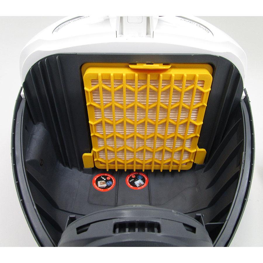 Hoover FV70 FV07 Freespace Evo - Filtre entrée moteur