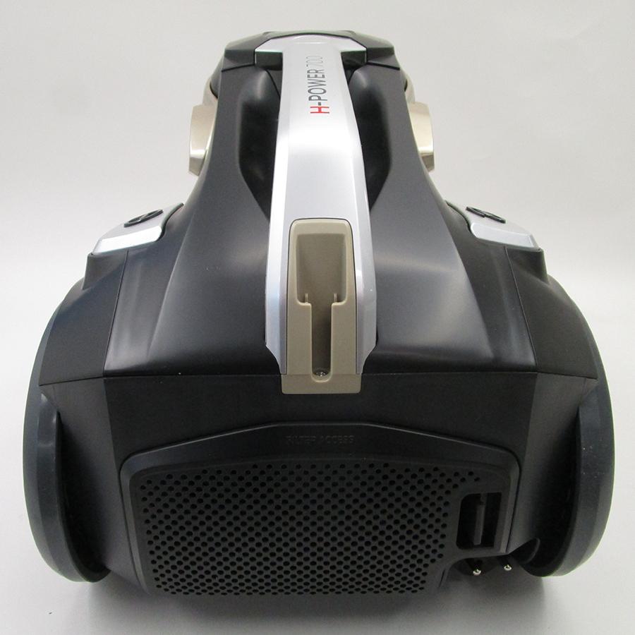 Hoover HP720PET H-Power 700 - Fixe tube arrière et sortie de câble