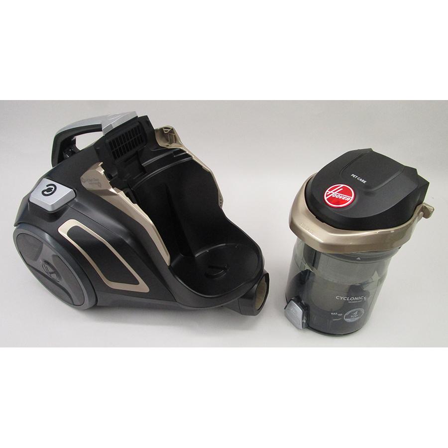 Hoover HP720PET H-Power 700 - Bac à poussières