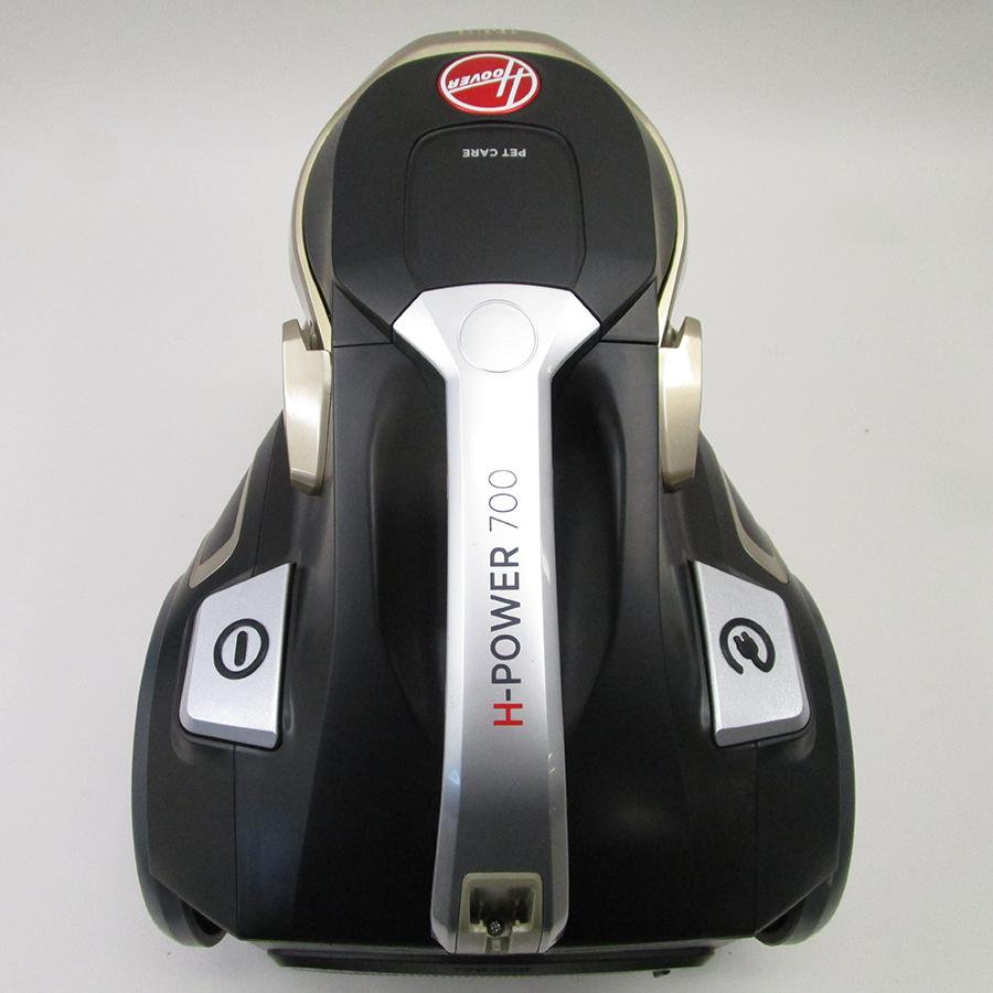 Hoover HP720PET H-Power 700 - Vue de dessus