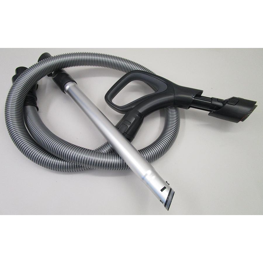 Hoover HP720PET H-Power 700 - Flexible et tube métal télescopique