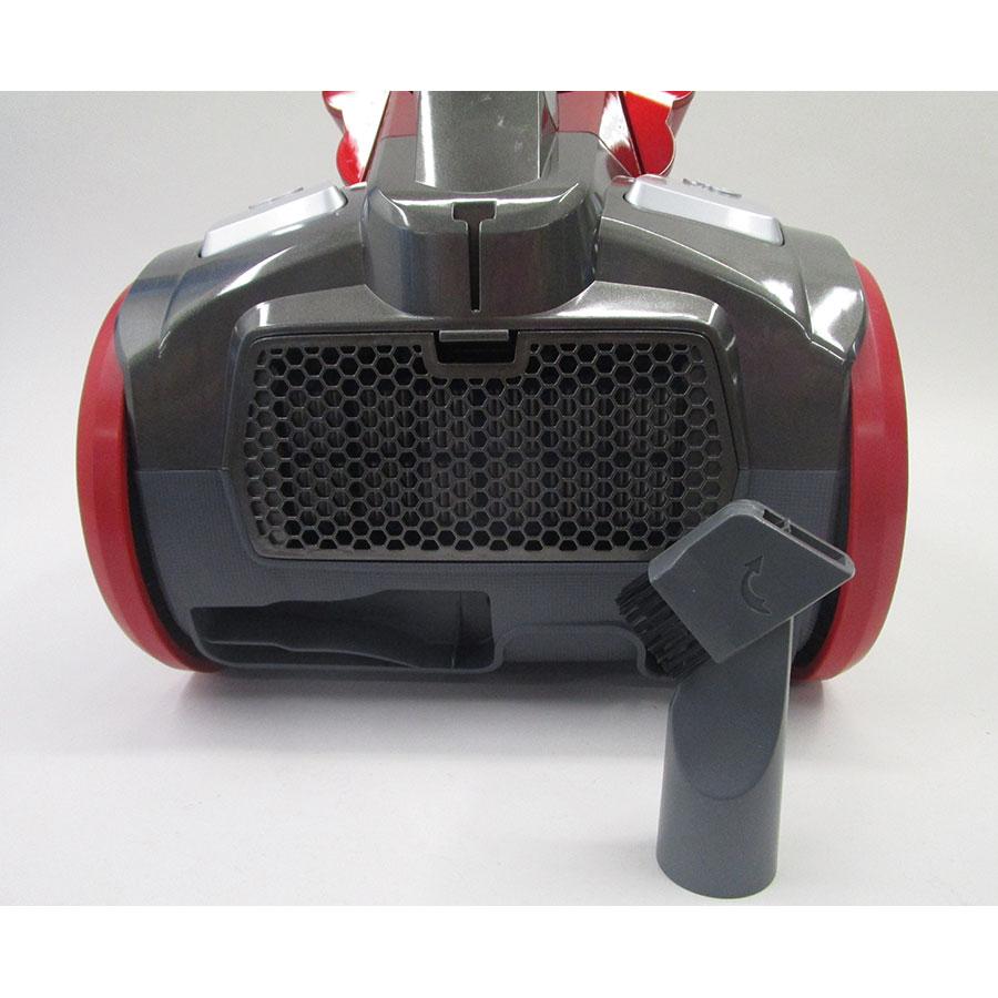 Hoover KS30PAR Khross - Compartiment de rangement des accessoires