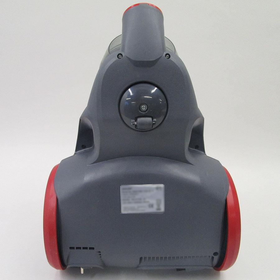 Hoover KS30PAR Khross - Roulette pivotante à 360°