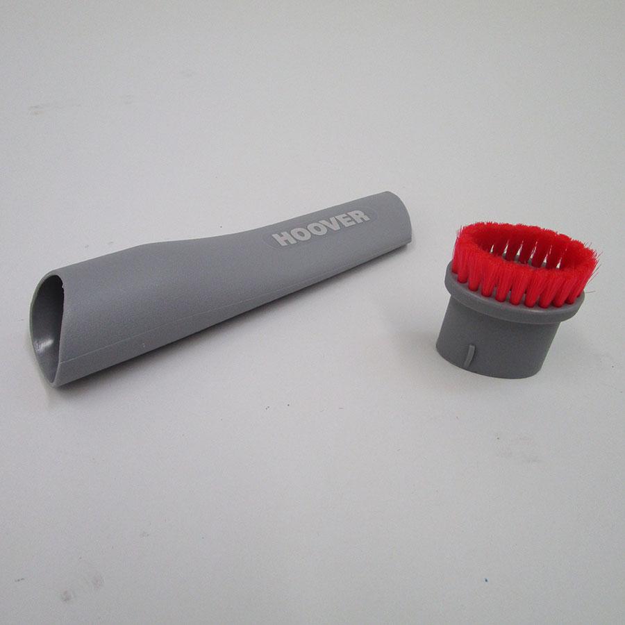 Hoover MI70 MI30 Mistral - Accessoires livrés avec l'appareil