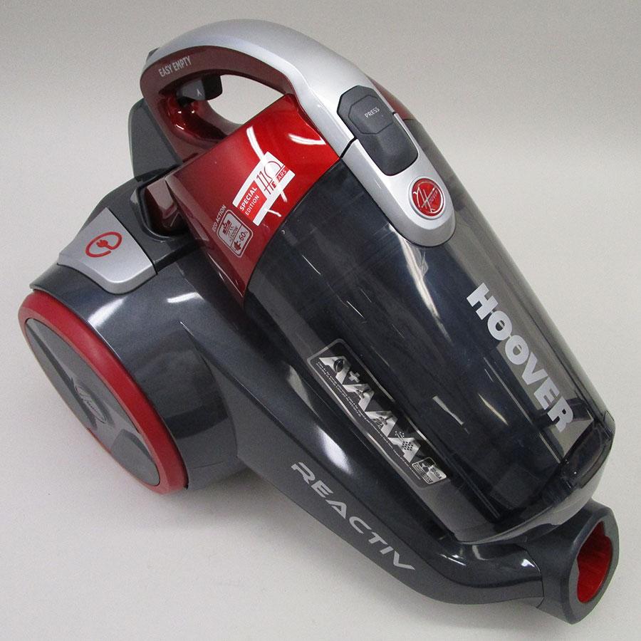 Hoover RC52SE Reactiv - Corps de l'aspirateur sans accessoires