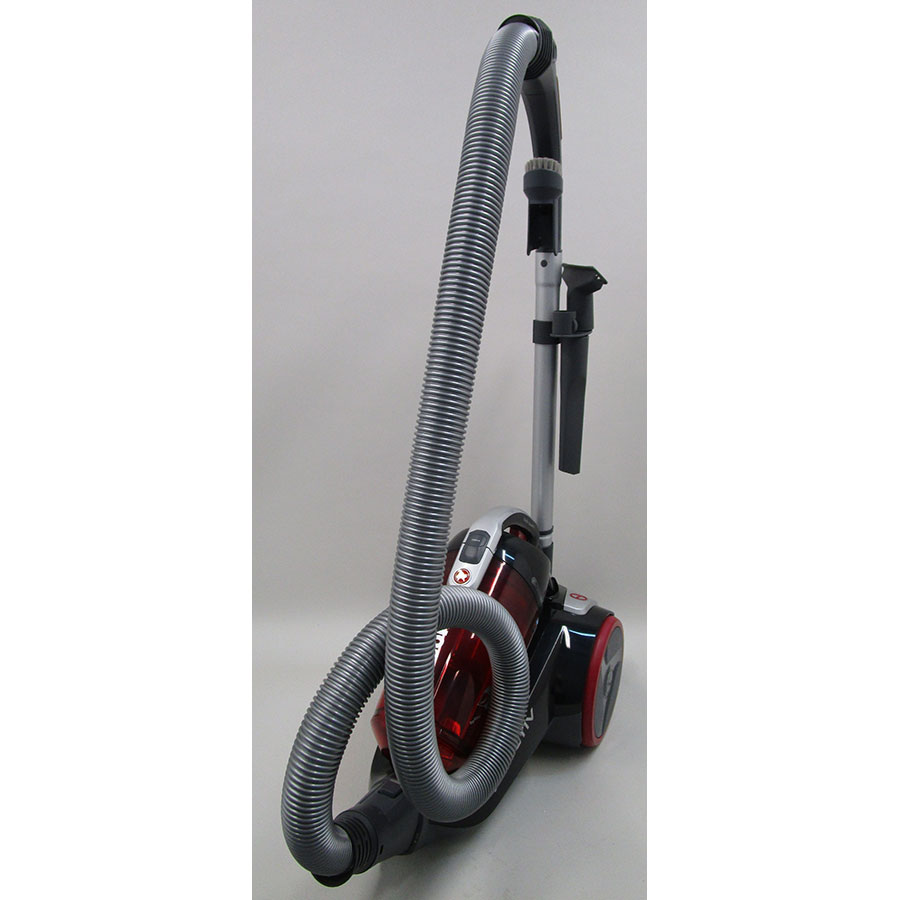 Hoover RC71 RC10 Reactiv - Vue d'ensemble en position parking