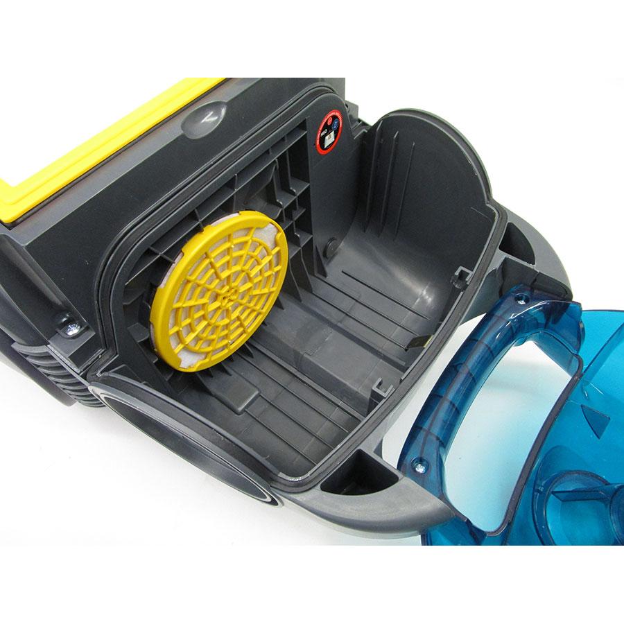 Hoover SO60PAR Sensory Evo - Filtre entrée moteur