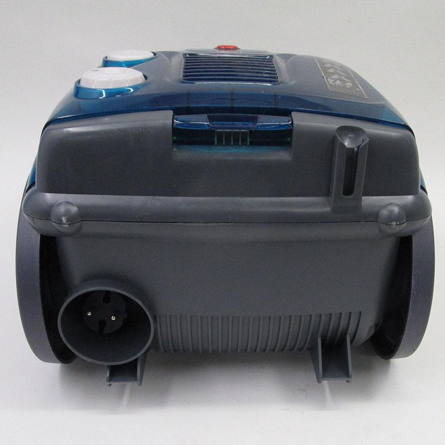 Hoover SO60PAR Sensory Evo - Fixe tube arrière et sortie de câble