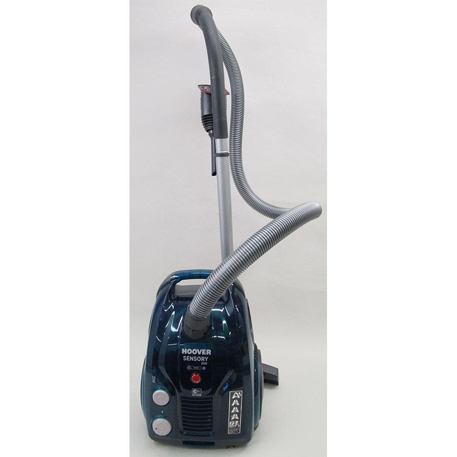 Hoover SO60PAR Sensory Evo - Vue d'ensemble en position parking
