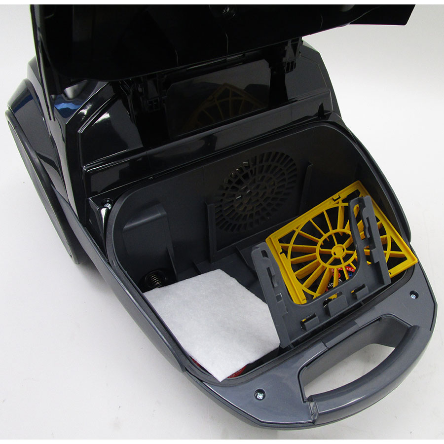 Hoover TE70_TE24-011 Telios Plus - Filtre entrée moteur sorti
