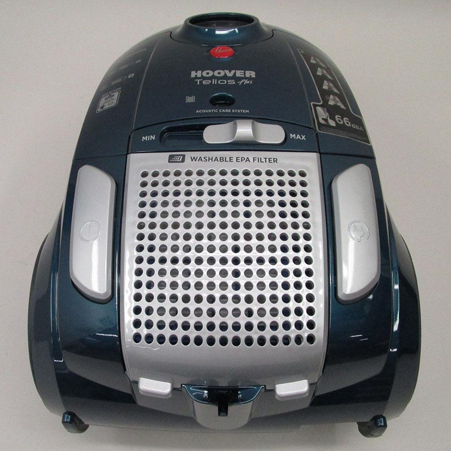 Hoover TE71 PET Telios Plus - Vue de dessus