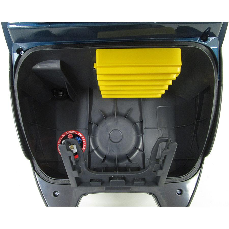 Hoover TE71 PET Telios Plus - Filtre entrée moteur