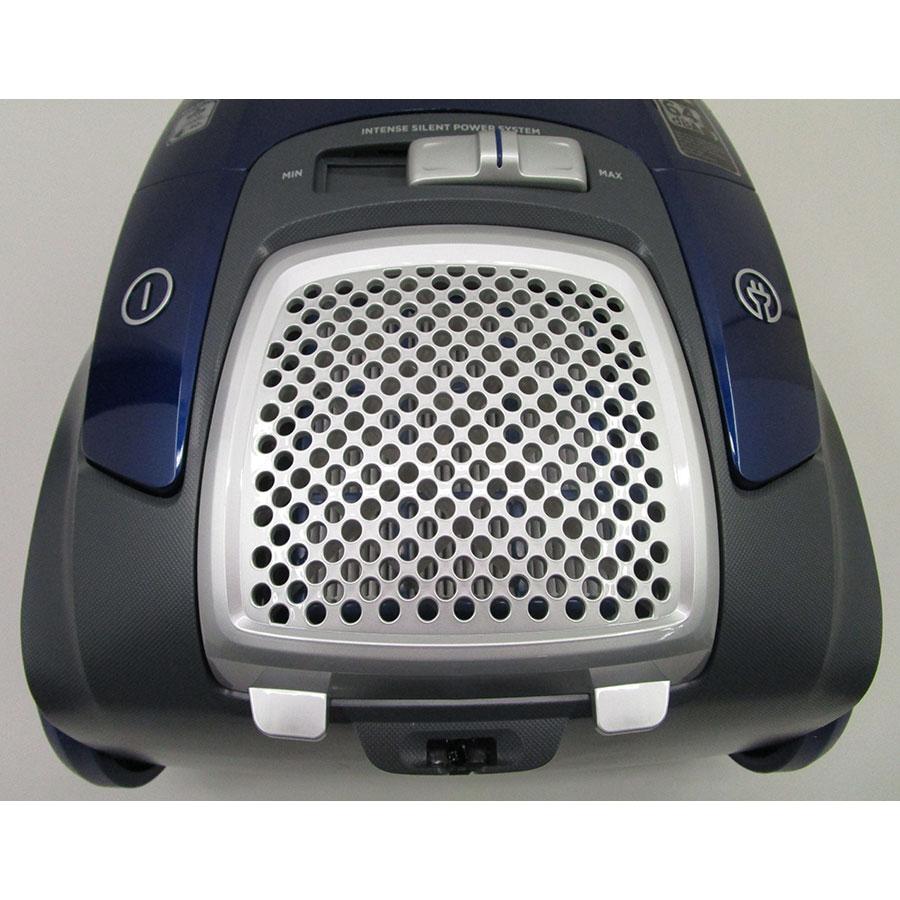 test hoover tx50pet telios extra aspirateur ufc que choisir. Black Bedroom Furniture Sets. Home Design Ideas