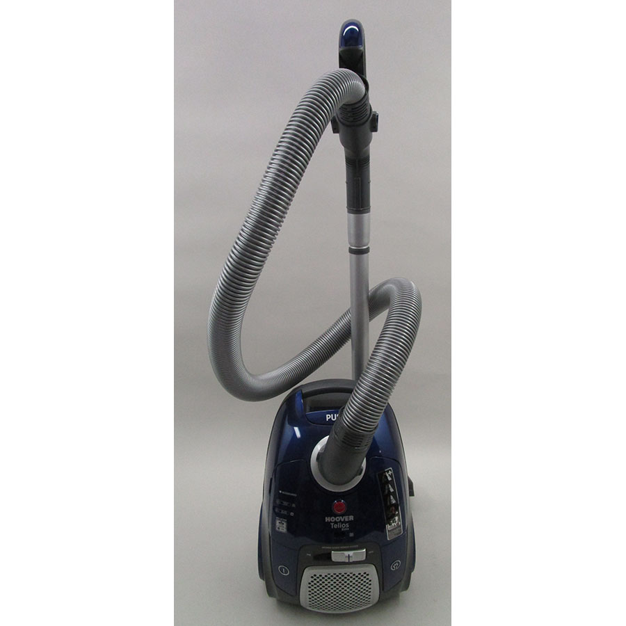 Hoover TX50PET Telios Extra - Vue d'ensemble en position parking
