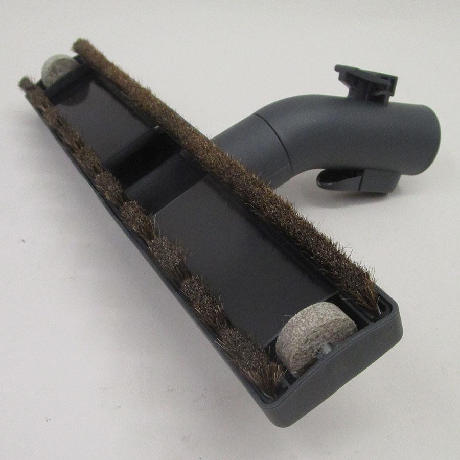 Hoover TX61PET Telios Extra - Brosse parquets et sols durs vue de dessous