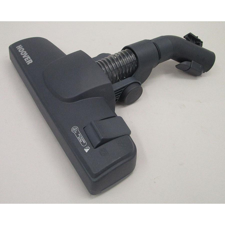 Hoover TX61PET Telios Extra - Brosse universelle : sols durs et moquettes