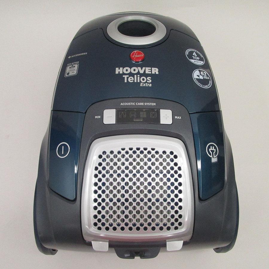 Hoover TX61PET Telios Extra - Vue de dessus