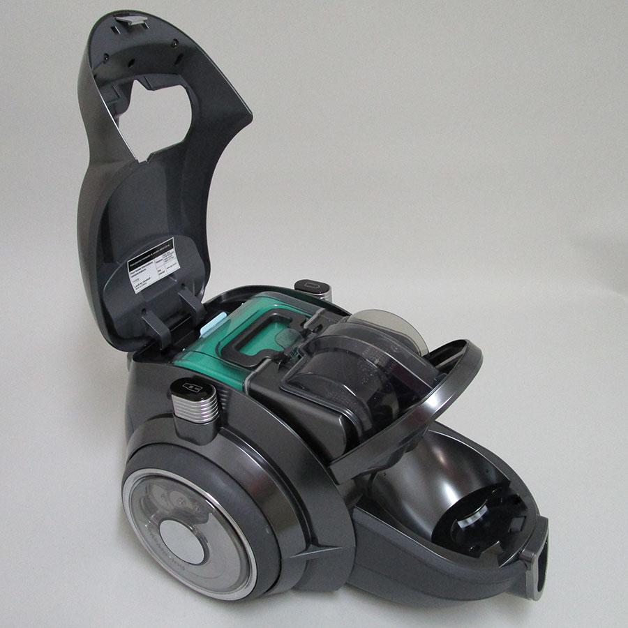 LG VWR514SA Kompressor RoboSense CordZero - Filtre entrée moteur