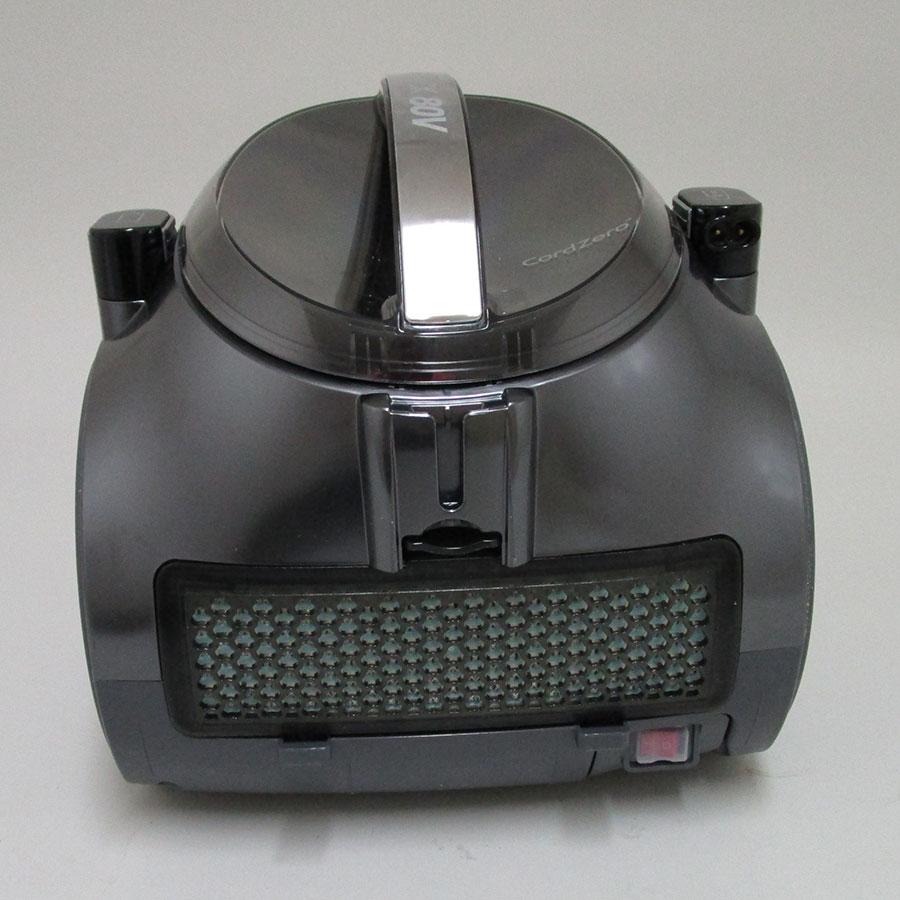 LG VWS513SA Design compact CordZero - Fixe tube arrière et branchement du cordon d'alimentation amovible