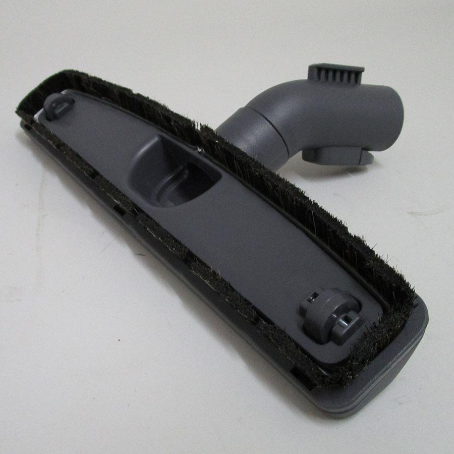 LG VWS513SA Design compact CordZero - Brosse parquets et sols durs vue de dessous