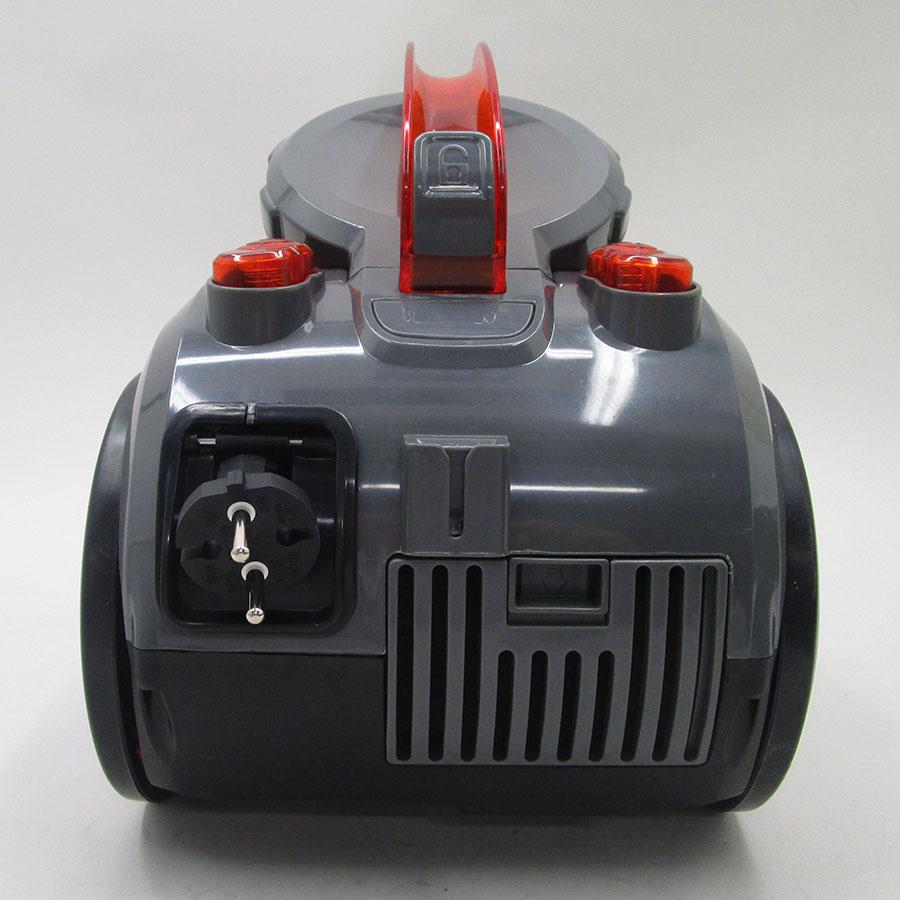 Listo (Boulanger) AS80 L1 - Fixe tube arrière et sortie de câble