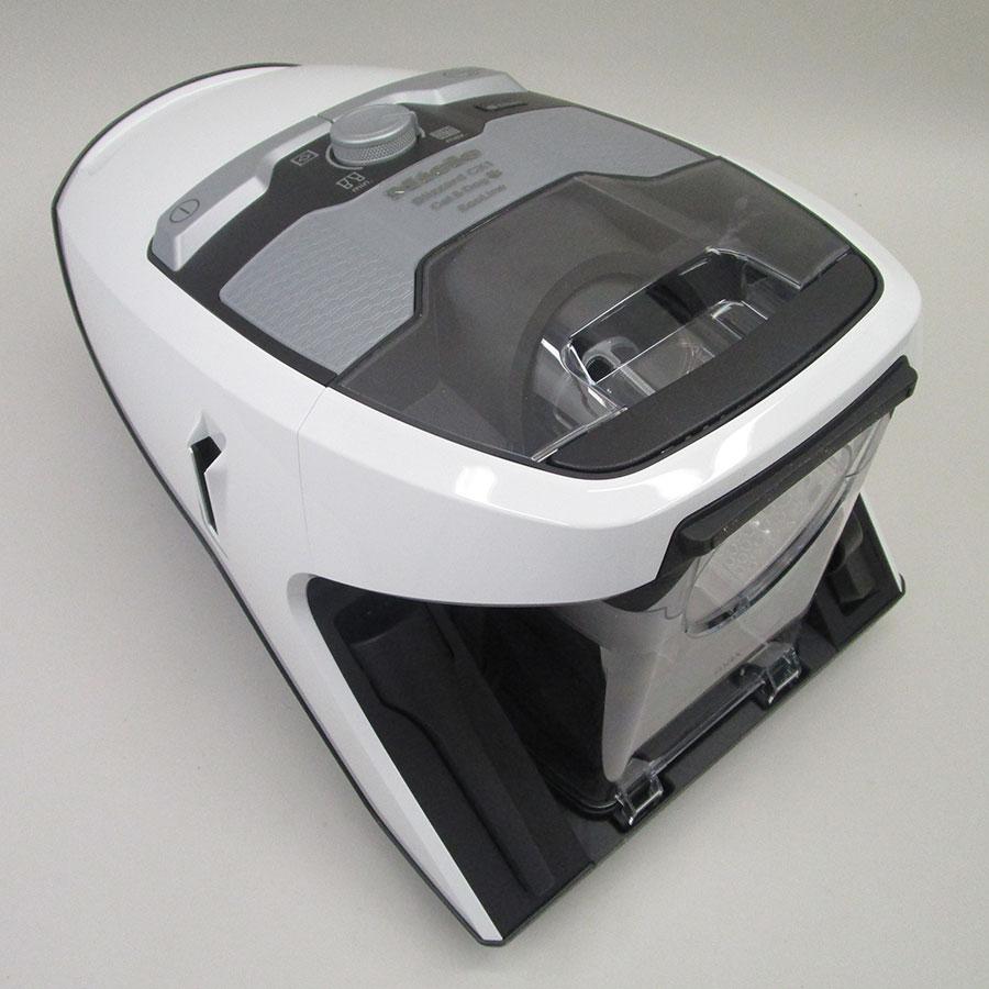 Miele Blizzard CX1 Cat & Dog Ecoline SKCP3 - Bac à poussières