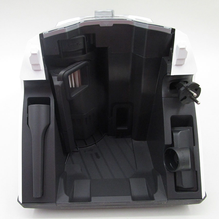 Miele Blizzard CX1 Excellence Ecoline SKCP3 - Compartiment de rangement des accessoires