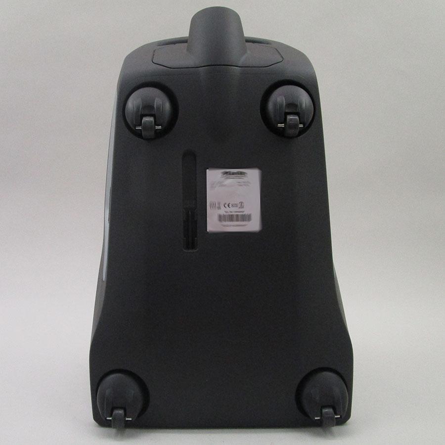 Miele Blizzard CX1 Excellence Ecoline SKCP3 - Fixe tube vertical et roulettes