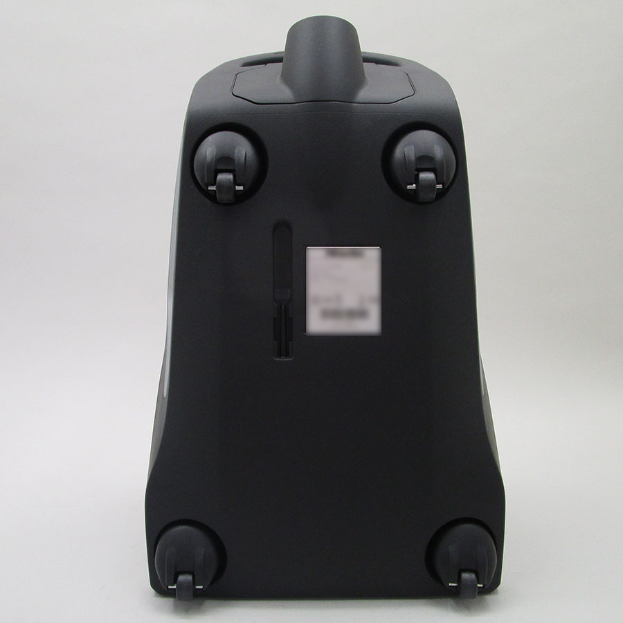 Miele Blizzard CX1 Excellence EcoLine - Fixe tube vertical et roulettes