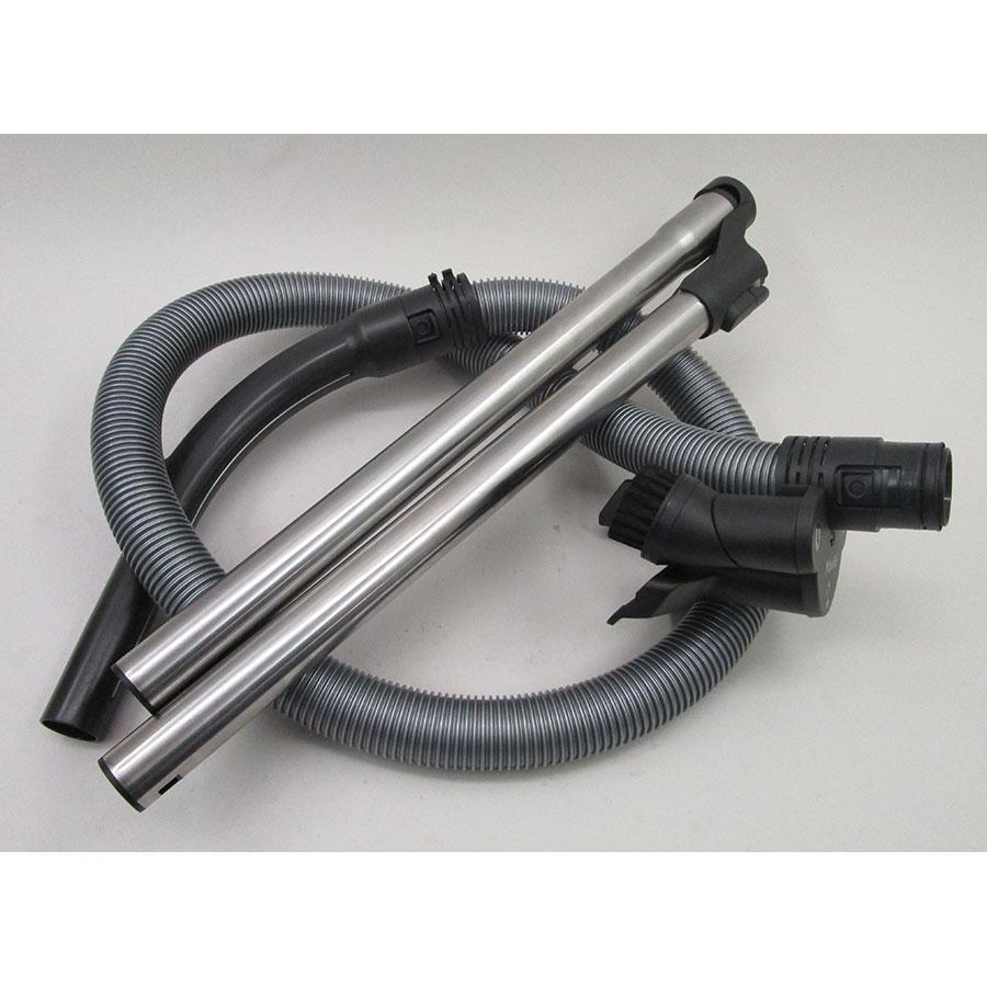 Miele Classic C1 EcoLine SBAP3 - Flexible et tube métal télescopique