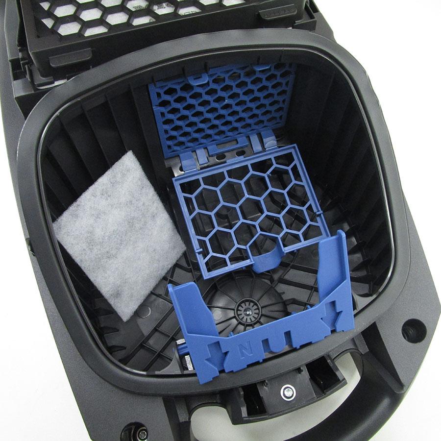 Miele Classic C1 EcoLine SBAP3 - Filtre entrée moteur sorti