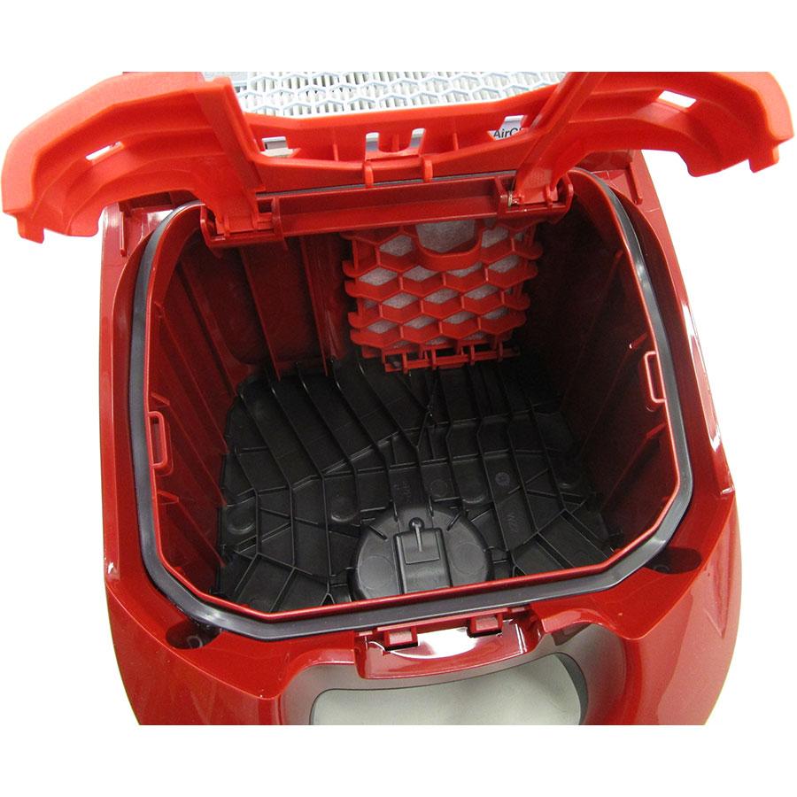 Miele Compact C1 EcoLine SCRP3 - Filtre entrée moteur