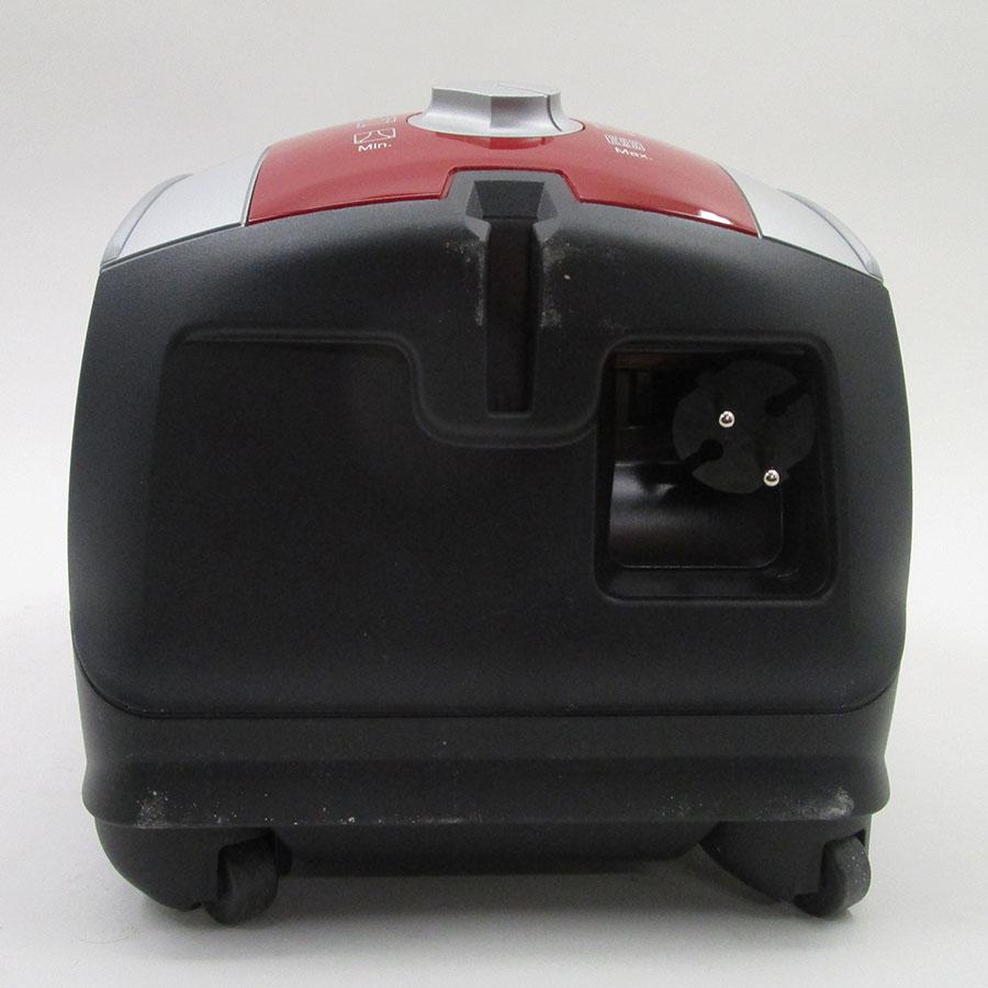 Miele Compact C1 EcoLine SCRP3 - Fixe tube arrière et sortie de câble