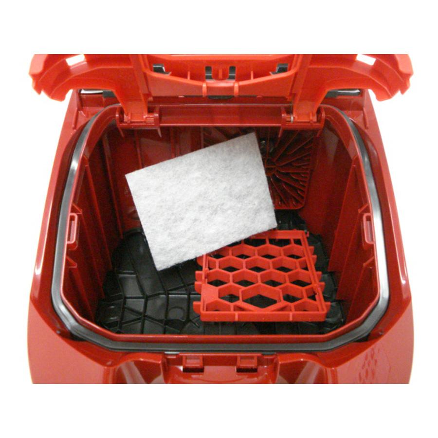 Miele Compact C1 Ecoline - Filtre entrée moteur sorti